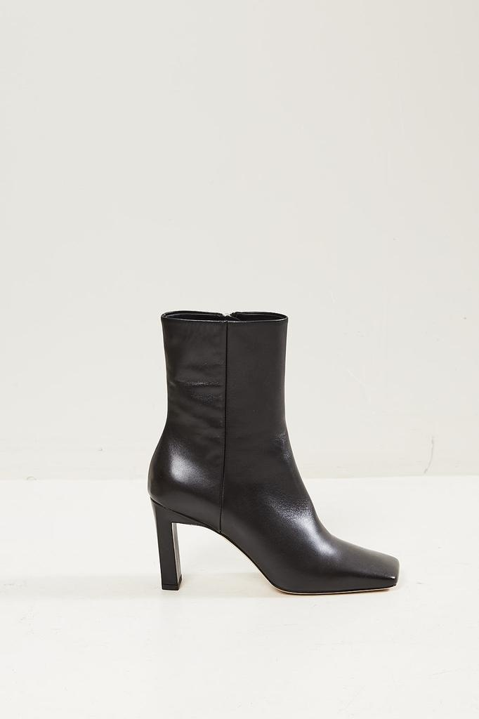 Wandler Isa short leather boot
