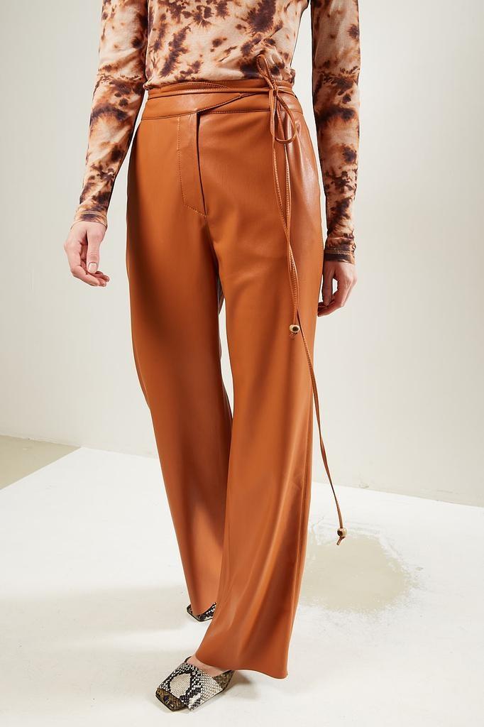 Nanushka Chimo Vegan Leather pants