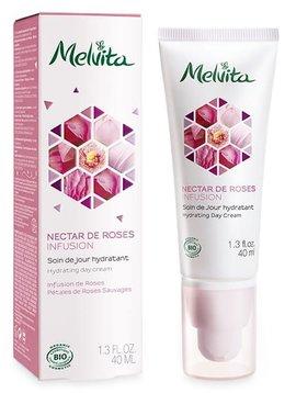 Melvita Nectar de Roses - Tagescreme - feuchtigkeitsspendend