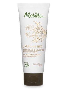 Melvita L'Argan Bio - Handcreme gross - reparierend