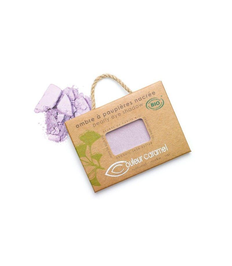 Couleur Caramel Lidschatten n°041 - magenta perlmutt - refill