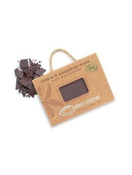 Couleur Caramel Lidschatten n°081 - intensiv braun matt - refill