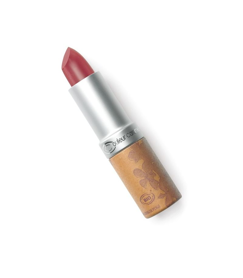Couleur Caramel Lippenstift n°234 - rosenholz glänzend