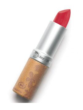 Couleur Caramel Lippenstift n°125 - feuerrot matt