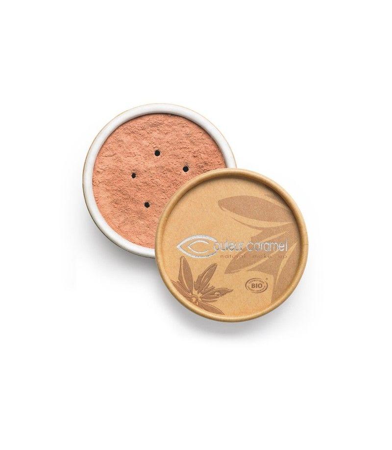 Couleur Caramel Bio Mineral Make-Up n°02 - beige rosa