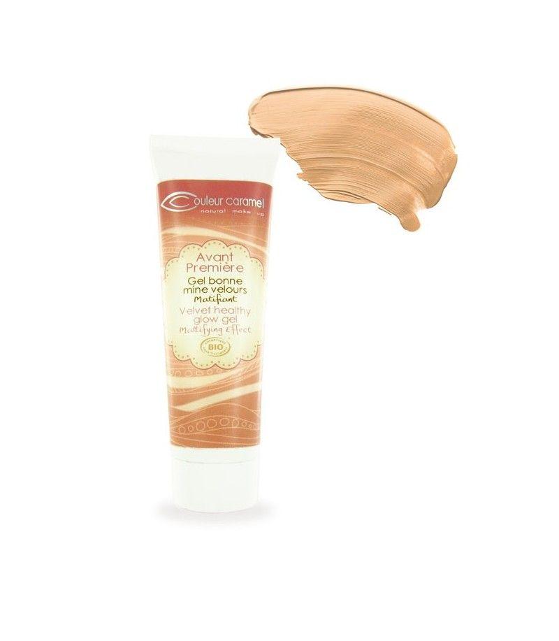 Couleur Caramel Avant Premiere Make-Up-Gel n°61 - sand