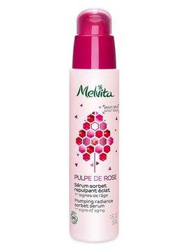 Melvita Pulpe de Rose - Serum - Aufpolsternes Serum für strahlende Haut