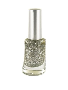 Couleur Caramel Look 17/18 Winter - Nagellack n°14 - glitter silber - Inspiration Ethnique