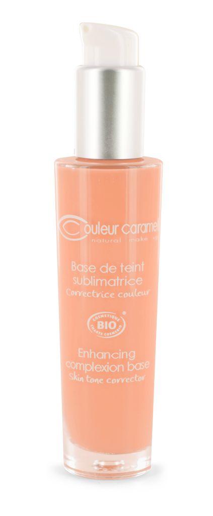 Couleur Caramel Base Primer - Base de teint - Nuance Apricot n°22
