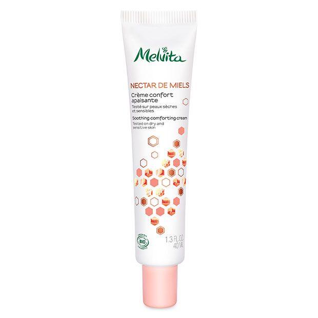 Melvita Nectar de Miels - Gesichtspflegecreme - für Tag und Nacht - trockene Haut