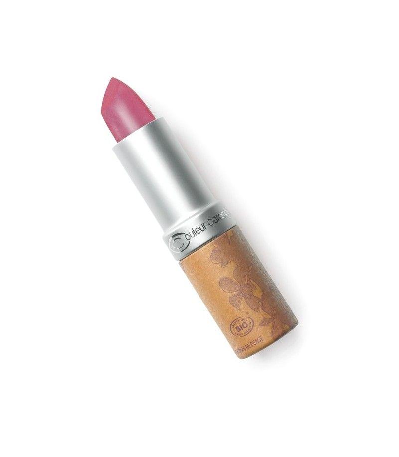 Couleur Caramel Lippenstift n°203 - dunkelrosa perlmutt