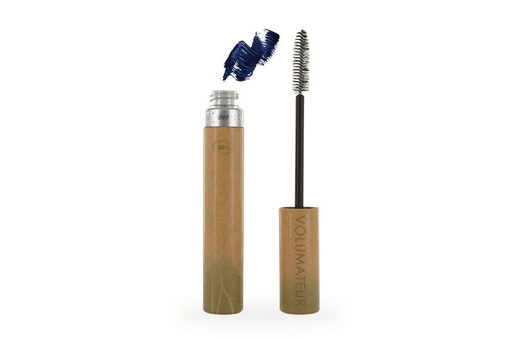 Couleur Caramel Mascara n°43 - Volumen - Blau