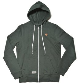 Safari Safari, Twine Zip-Hoody, forest, M