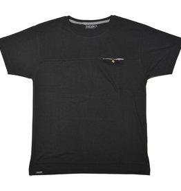 Safari Safari, Hidden T-Shirt, black, XL