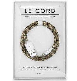 Le Cord LeCord, Spiral Camo