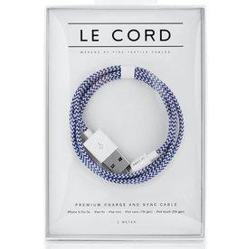 Le Cord LeCord, Spiral Broken Ocean, 1.2 meter