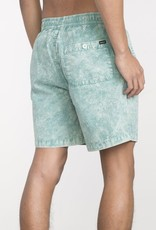 Element Clothing RVCA, Fade Volley, nile blue, L