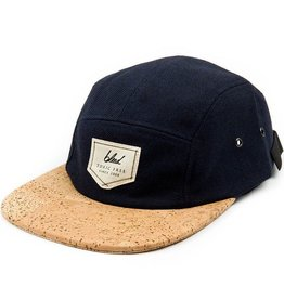 Bleed Bleed, 5-Panel Cap, kork, one size