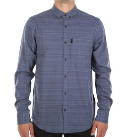 Iriedaily Iriedaily, La Banda City LS Shirt, navy, XL