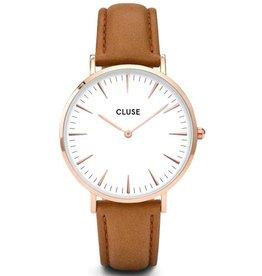Cluse Cluse, La Bohème, rose gold white/caramel
