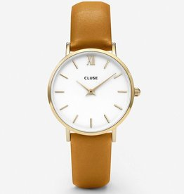 Cluse Cluse, Minuit,  gold white/mustard