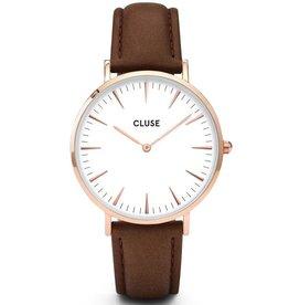 Cluse Cluse, La Bohème, rose gold white/brown