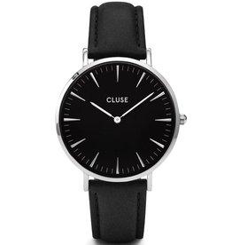 Cluse Cluse, La Bohème, silver black/black