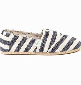 Paez Paez, Original Raw Wide Stripes, Navy, 44