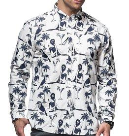 Minimum Minimum, Ramon Shirt, White, S