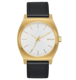 Nixon Nixon, Time Teller, gold/white sunray/black