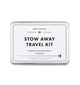 Men's Society Men's Society, Stow Away Travel Kit