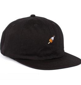 Kollegg Kollegg, 6-Panel Hat, Ragetli Glace, schwarz