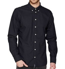 Minimum Minimum, Chris Shirt, pitch black, S