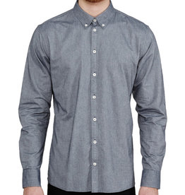 Minimum Minimum, Chris Shirt, Light Navy, M