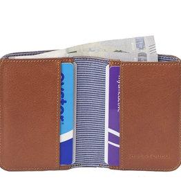 Lost & Found Accessories Lost & found, Kreditkarten Portemonnaie, caramel