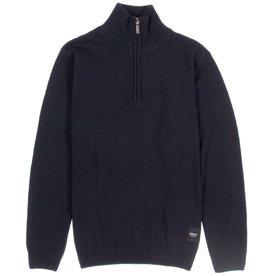 Wemoto Wemoto, Clap Knit, navyblue, XL