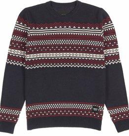Wemoto Wemoto, Bolden Knit, navyblue, S