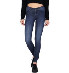 Dr.Denim Dr.Denim, Lexy, organic dark blue, S