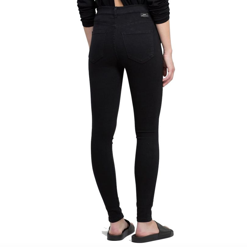 Dr.Denim Dr. Denim, Lexy, organic core black, S