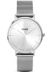 Cluse Cluse, La Bohème Mesh, full silver
