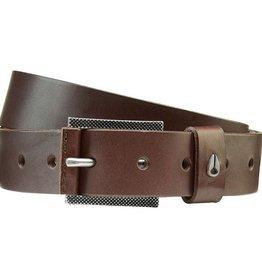 Nixon Nixon, Americana Slim Belt II, dark brown, L