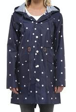 Element Clothing Element, Eden Raincoat, navy, M/L