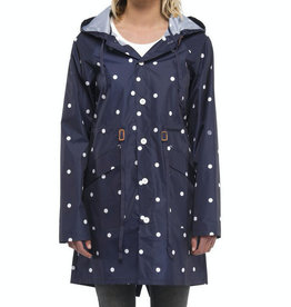 Element Clothing Element, Eden Raincoat, navy, M/L