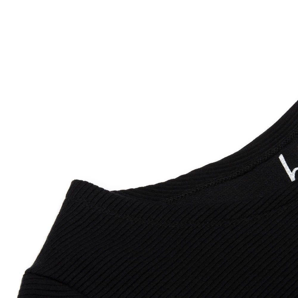 Bleed Bleed, Lines Damen T-Shirt, schwarz, XS