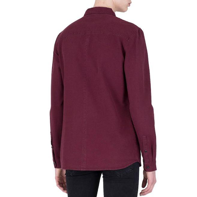 Dr.Denim Dr.Denim, Fletcher Shirt, craving red, XL