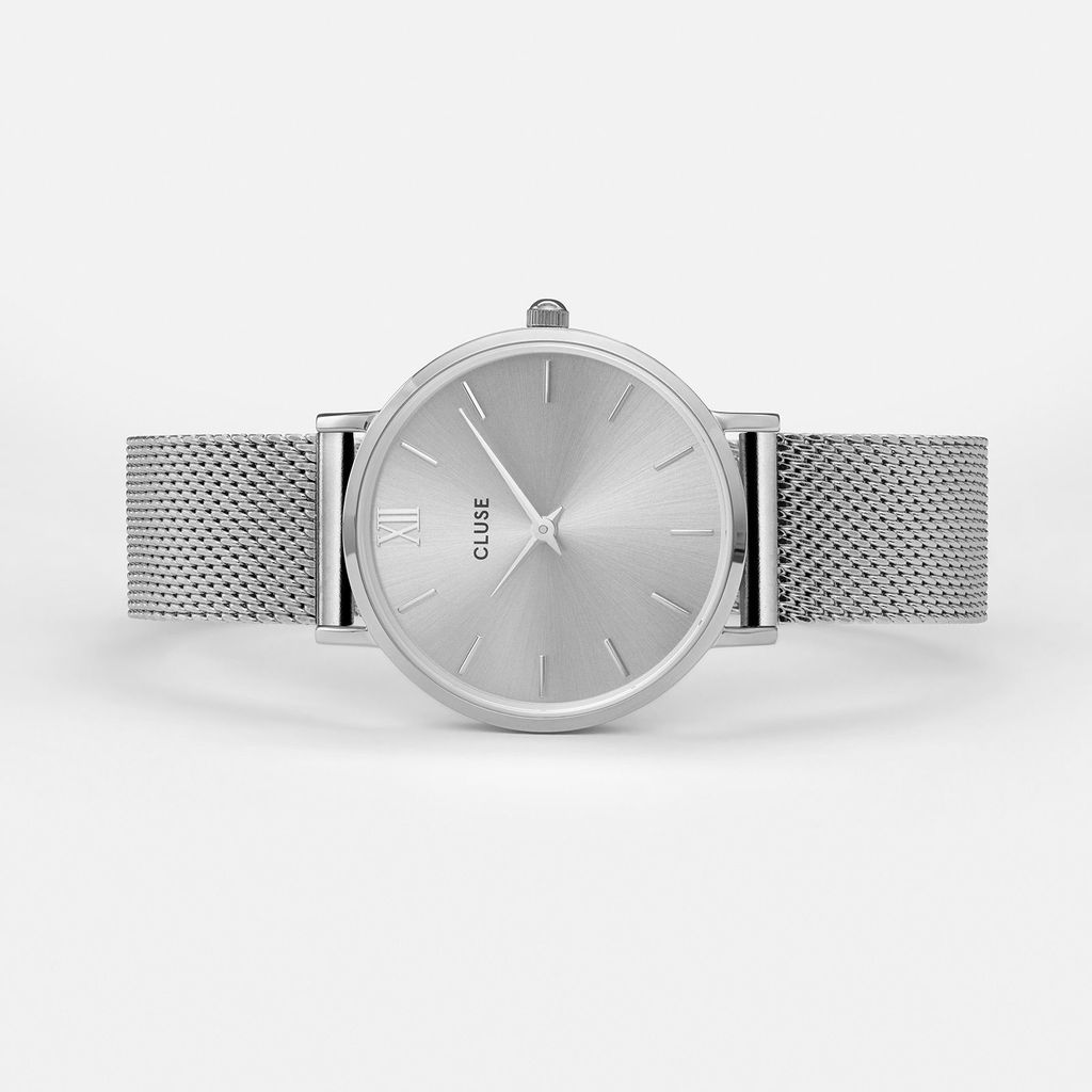 Cluse Cluse, Minuit Mesh, full silver