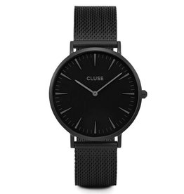 Cluse Cluse, La Bohème Mesh, full black