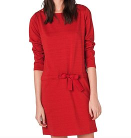 Sessun Sessun, Nishi Dress, tango red, XS