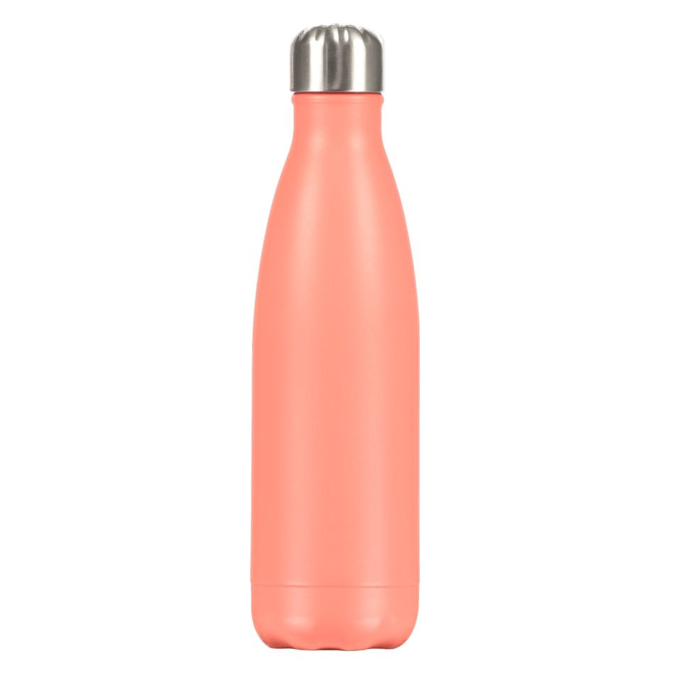 Chilly's Chilly's Bottles, Pastel Edition, coral, 500ml