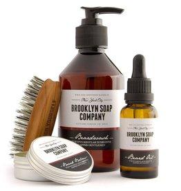 BKLYNSOAP Brooklyn Soap, Big Beard Bag
